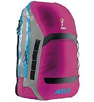 ABS Powder 15, Raspberry/Blue