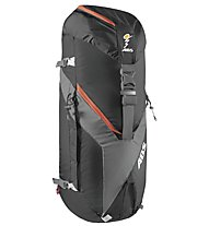 ABS Vario 45+5 - zaino zip-on, Black/Orange