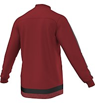 Adidas AC Mailand Anthem Jacket 2015/16, Victory Red/Granite/Black