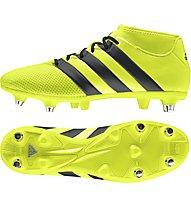 Adidas Ace 16.3 Priemesh SG Fußballschuhe für weichen Boden, Yellow