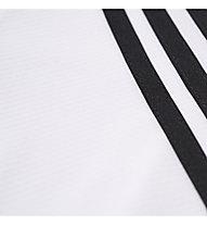 Adidas Deutschland Heim Replica T-Shirt, Wht/Blk/Red/Silver