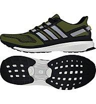 Adidas Energy Boost 3 scarpa running, Shock yellow/Black