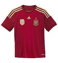 Adidas Fef H Jsy maglietta Mondiali, Victory Red/Light Football G./U.Red