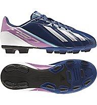 Adidas FG TRX FG Fußballschuhe Junior, Blue/Fuchsia/White
