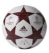 Adidas Finale 16 FC Bayern Capitano - Fußball, White/Red