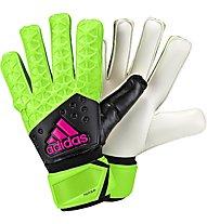 Adidas Goalkeeper Gloves (W/O Fingers) - Torwarthandschuhe, Green