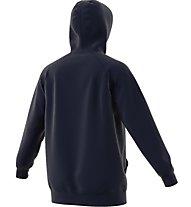 Adidas Originals Hoodie Trefoil - felpa con cappuccio, Ink