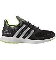 Adidas Hyperfast 2.0 Turnschuh Kinder, Black