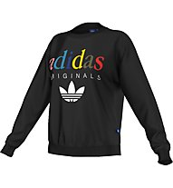 Adidas Originals Light Sweat Damen Pullover, Black