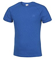 Adidas LPM New Age T-Shirt, Blue/Blue