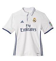 Adidas Real Madrid Home Replica Jersey Youth - maglia calcio bambino, White