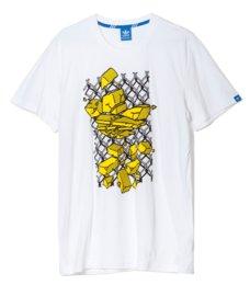 Adidas Remix Trefoil T-Shirt