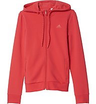 Adidas Tracksuite SS Lin Co Ts Tuta fitness Donna, Red
