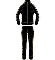 Adidas Tracksuit LpW Shin Yts - Trainingsanzug Damen, Black