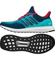 Adidas Ultra Boost M - Laufschuhe, Mineral Blue/Night Navy