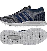Adidas Originals Los Angeles scarpa ginnastica donna, Blue/Grey