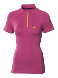 Asics 1/2 Zip Top Runningshirt Damen