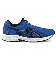 Asics Gel Contend 3 - scarpe running, Blue/Black