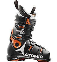 Atomic Hawx Ultra 110 - scarpone sci all mountain, Black/Orange