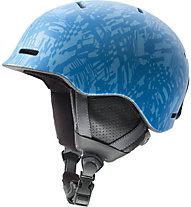 Atomic Mentor Jr - casco da sci bambino, Blue