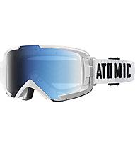 Atomic Savor Photo - maschera sci, White