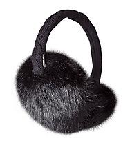 Barts Fur Earmuffs, Black
