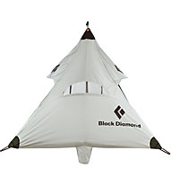 Black Diamond Deluxe Cliff Cabana Double Fly, Gray
