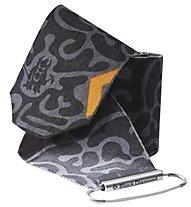 Black Diamond GlideLite Mohair Mix STD, Black/Dark Grey/Orange