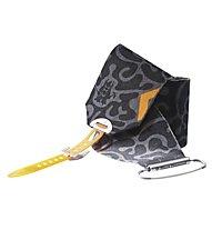 Black Diamond GlideLite Mohair Mix STS 125 mm, Black/Grey/Orange