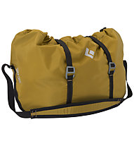 Black Diamond Super Chute Rope Bag - Seilsack, Curry