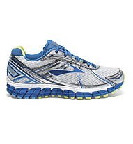 Brooks Adrenaline GTS 15 - Laufschuh Damen, White/Blue