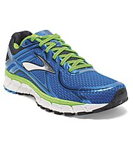 Brooks Adrenaline GTS 16 M - Stabilitätslaufschuh Herren, Methyl Blue/Green
