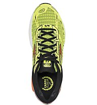 Brooks Aduro 4 Neutrallaufschuh Herren, Yellow/Red
