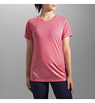 Brooks Distance Short Sleeve W - Laufshirt Damen, Light Red