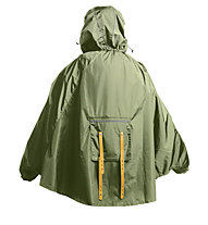 Brooks England Cambridge Rain Cap - Poncho, Olive
