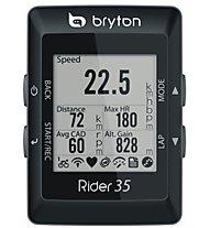Bryton Rider 35 GPS, Black