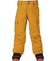 Burton Boys' Exile Cargo pantaloni snowboard (2014/15), Yolky
