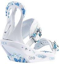 Burton Citizen Re:Flex Snowboardbindung, White