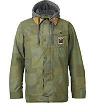 Burton Dunmore Jacket, Patchouli