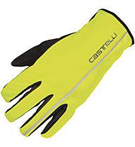 Castelli Nano XT Glove, Yellow Fluo