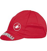 Castelli Velocissimo Tour Cap, Red