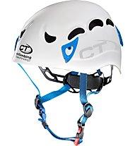 Climbing Technology Galaxy - Helm, White/Blue