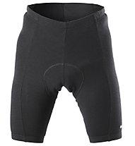 De Marchi Pantaloni bici Merino Short, Black