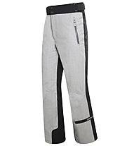 Dotout Pantaloni sci Hath Wool, Light Grey/Black