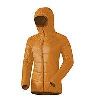 Dynafit Radical Prl W Hood Jkt Damen Hybrid-Isolationsjacke, Yellow