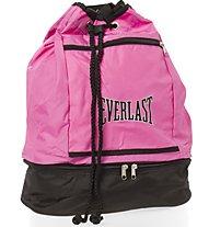 Everlast Sacca Sport Fitness-Rucksack/Sporttasche, Pink