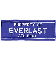 Everlast Telo Panca Asciugamano Fitness, Blue