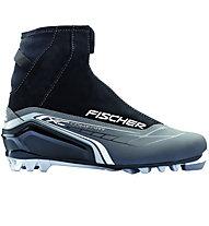 Fischer XC Comfort Silver - Langlaufschuhe, Black/Grey