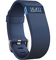 Fitbit Charge HR - Fitnessuhr, Blue