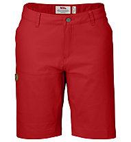 Fjällräven Abisko Lite Shorts Damen, Red/Red